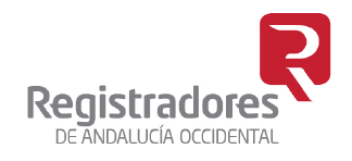 Registradores Andalucía Occidental